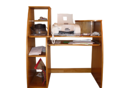 Birou lemn masiv Brasov
