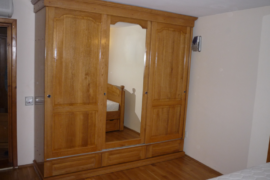 Dormitoare lemn masiv stejar Brasov