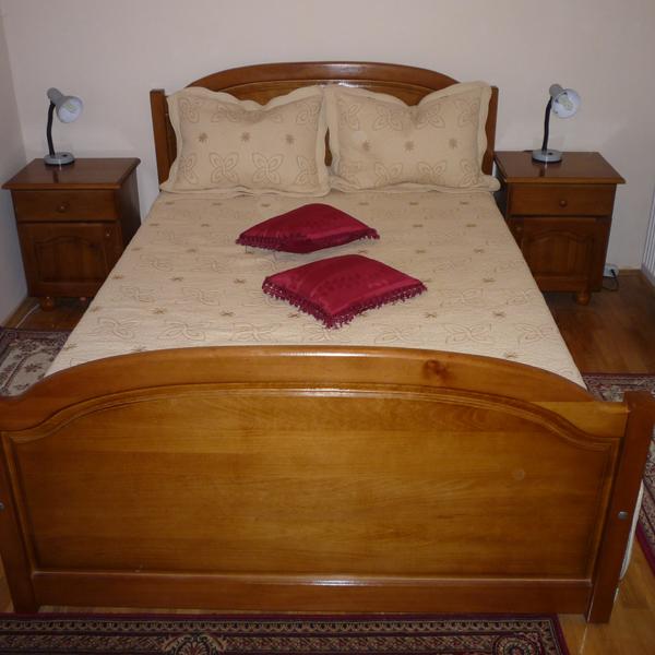 Dormitoare lemn masiv fag