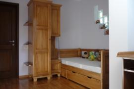Dormitoare lemn masiv Brasov