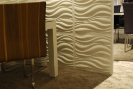 Panouri decorative 3D Waves Brasov