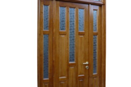 Usa lemn masiv stejar Brasov
