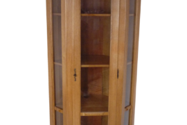Vitrina lemn masiv stejar Brasov