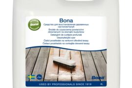 Bona detergent Decking Brasov