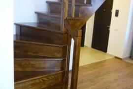 Scari lemn masiv fag Brasov