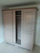 Dormitor lemn masiv Brasov