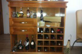 Mini bar lemn masiv rasinos Brasov